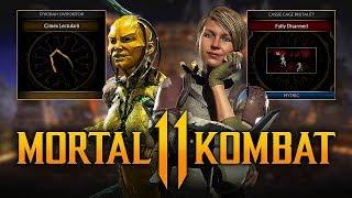 Mortal Kombat 11 - NEW 'Kombat League' Krypt Event for D'Vorah & Cassie Cage! (Krypt Event #14)