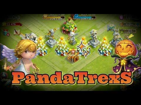 Castle Clash PandaTrexS Recruiting! Secondary Guild!