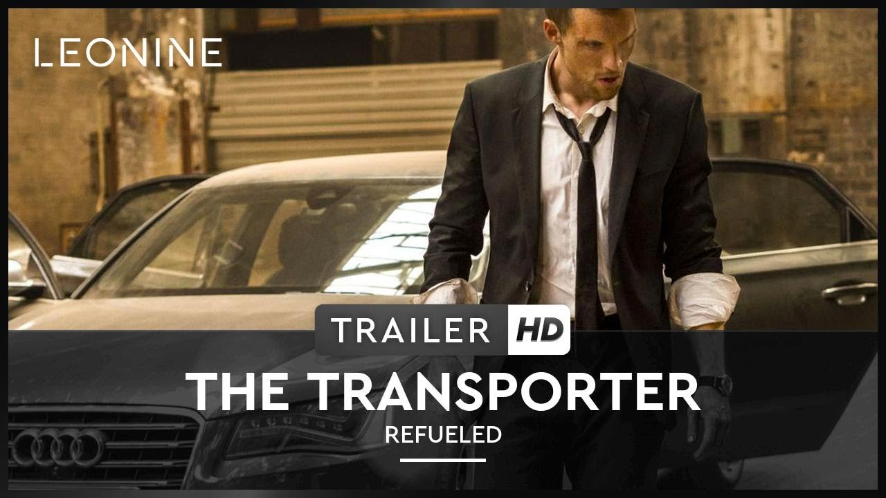 The Transporter Refueled Stream German
