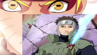 Sasuke Uchiha vs Yamato