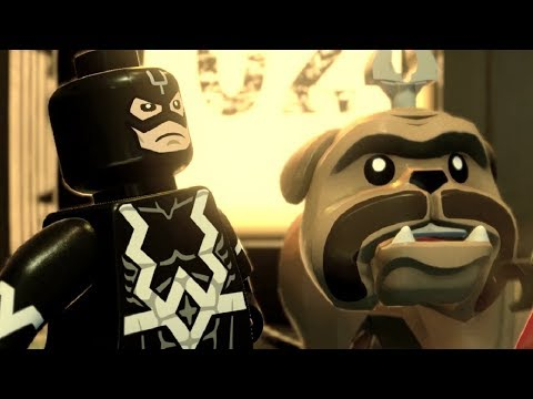 LEGO Marvel Super Heroes 2 Walkthrough Part 13 - Inhuman Nature Mp3