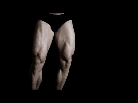 Build Athletic, Muscular & Defined Legs (Lower-body Calisthenics ...