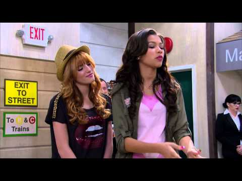 DJ's Mix Performs - Shake It Up - Disney Channel Official