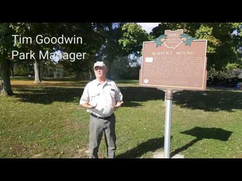 Serpent Mound Park - Peebles, Ohio