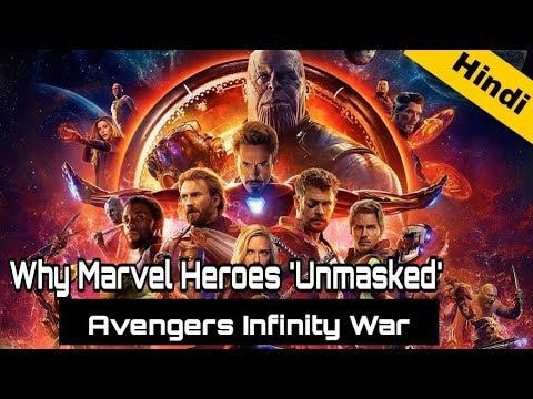 Marvel Unmasked Superheroes Explain
