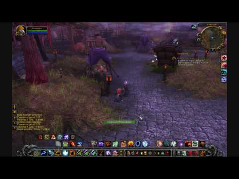 Cataclysm Beta - Battle of Andorhal Forsaken pt2