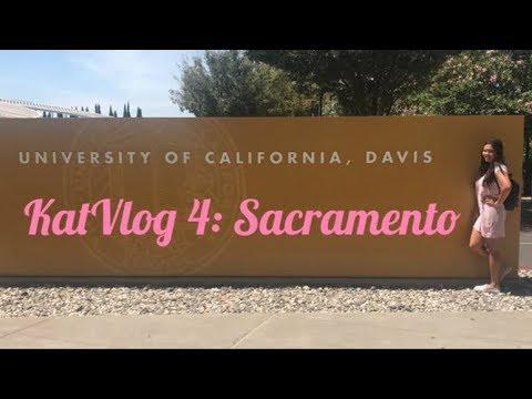 KatVlog 4: Adventures in Sacramento