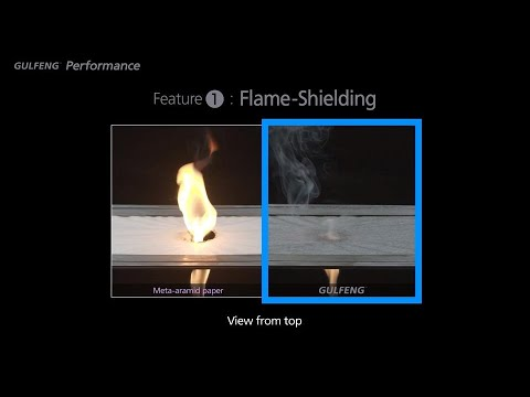 TORAY GULFENG  (Flame-Shielding Fabric)