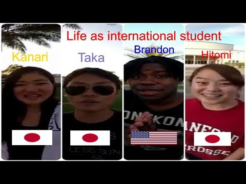 International Student life in the USA