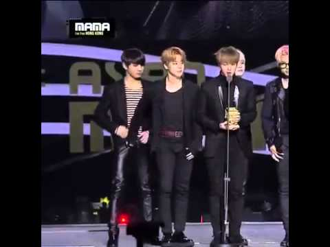 MAMA2015 BTS Jimin What are you doing?