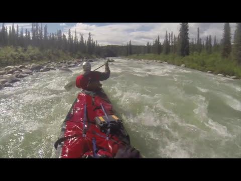 Nahanni Mooseponds White Water Canoeing