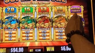 ★Mystery Bonus Choice Special No.2☆Fortune King Gold/5 Frogs/China Street/5 Dragons Rapid Slot☆彡栗