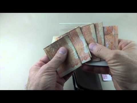 Carrying Cash In the Philippines with the Waskerd Brea