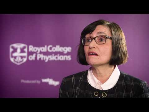 Professor Jane Dacre, President, Royal College of Physicians