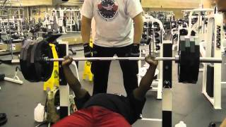 """David """"The Beast"""" Douglas: Road to Worlds (Last Bench Session)"""