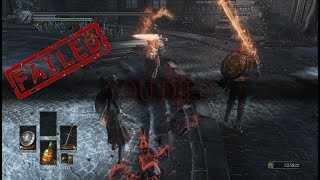 Dark Souls 3: Invasion Fails