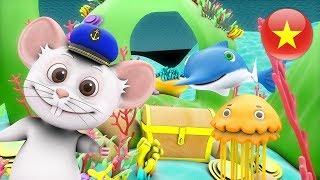 Bạn thủy thủ ra biển khơi  | nhac thieu nhi hay nhất | ca nhac thieu nhi | Little Treehouse