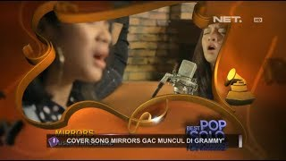 Entertainment News - Video Cover song GAC sempat diputar di Grammy Awards 2014