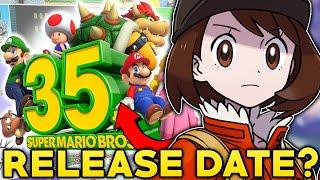 Pokemon Crown Tundra DLC Release Date? Mario Direct Predicted? New Sword & Shield DLC Rumors!