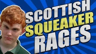 "Sid The Squeaker Makes Scottish Kid RAGE ""Call of Duty Trolling"""