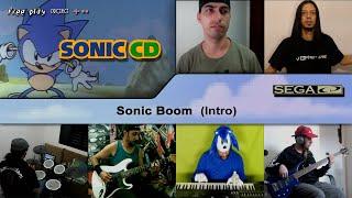 Sonic CD - Sonic Boom (Free Play)