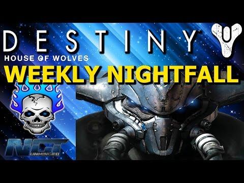 Destiny 2 nightfall guide this week