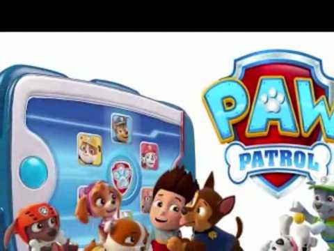 jouet paw patrol la pat 39 patrouille ryder 39 s pup pad youtube. Black Bedroom Furniture Sets. Home Design Ideas