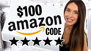 $100 AMAZON PROMO CODE 2020🛍️  Amazon Discount Code In Under 5 Minutes!🤩 Available From JULY 2020!❤️