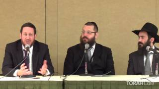 Challenges to World Jewry - Chabad Lay Leadership Conference 5774