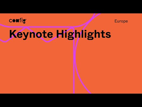 Config Europe 2020 - Keynote Highlights, Dylan Field - Embracing the tension between design and code