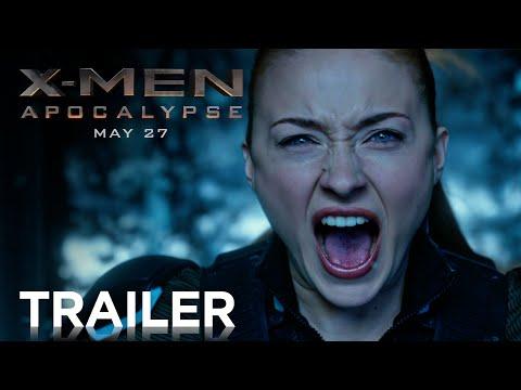 X-Men: Apocalypse trailers