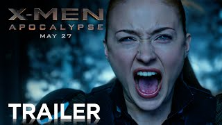 X-Men: Apocalypse | Final Trailer [HD] | 20th Century FOX(Following the critically acclaimed global smash hit X-Men: Days of Future Past, director Bryan Singer returns with X-MEN: APOCALYPSE. Since the dawn of ..., 2016-04-25T13:00:09.000Z)