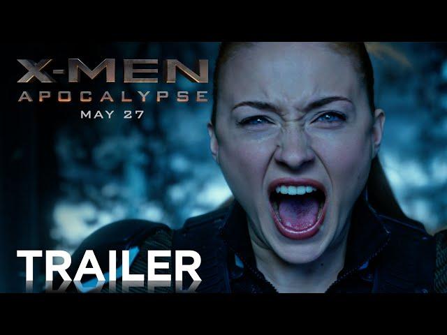 20th Century Fox lanza el nuevo y último tráiler de 'X-Men: Apocalypse'