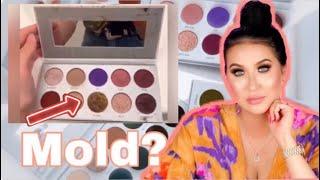 Jaclyn Hill's Eyeshadow Palette GREW MOLD