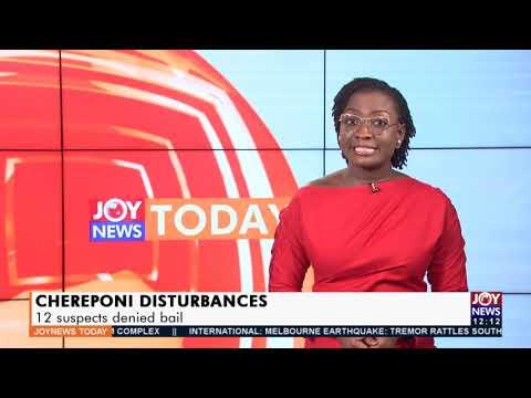 Joy News Today (22-9-21)