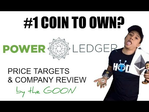 Power Ledger POWR  💡 - Company Review And Targets 💵🤑💲🚀 (Dece