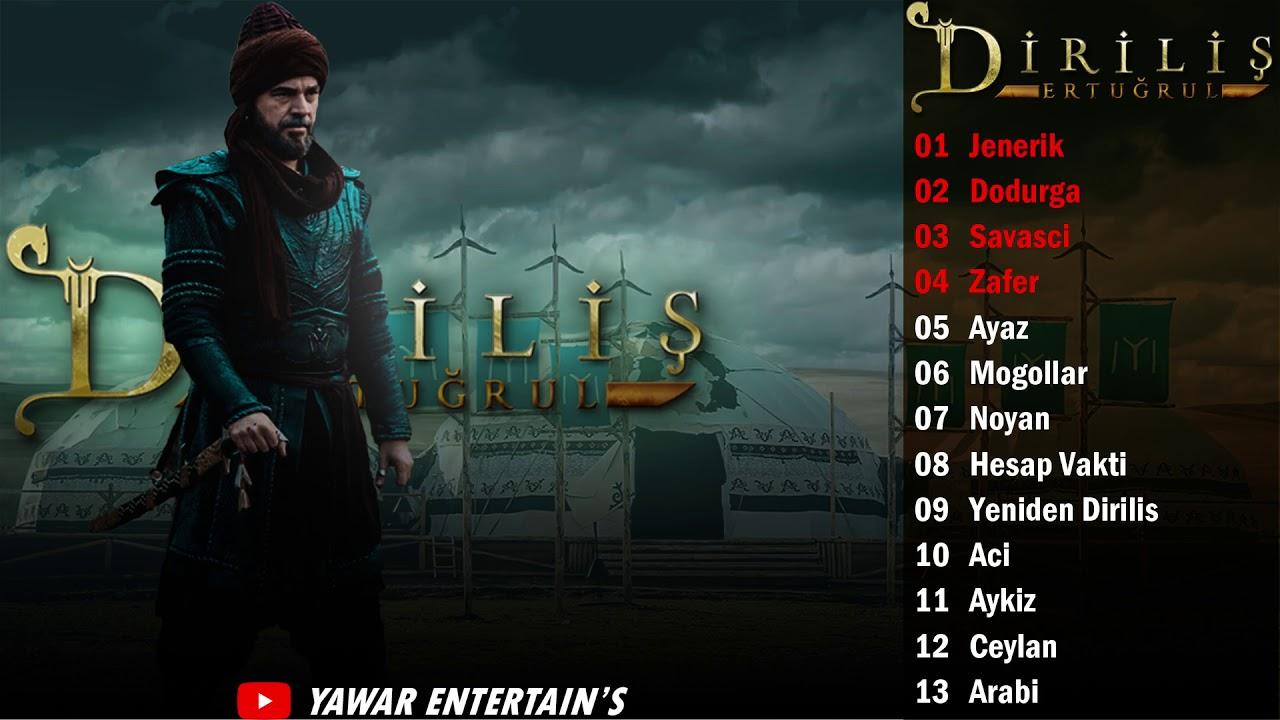 Dirilis Ertugrul All background music | Dirilis Ertugrul All Theme Song