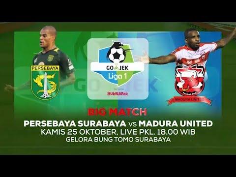 Big Match Persebaya Surabaya Vs Madura United 25