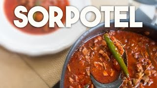 SORPOTEL - GOAN Deep Red Sour & Spicy CURRY
