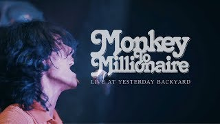 Penampilan Monkey to Millionaire Live at Yesterday Backyard #MataMataMusik