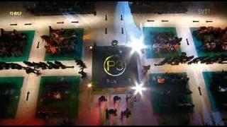 Maskinen - alla som inte dansar p3 Guld 2009(live)