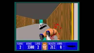 Wolfenstein 3D mein leiben