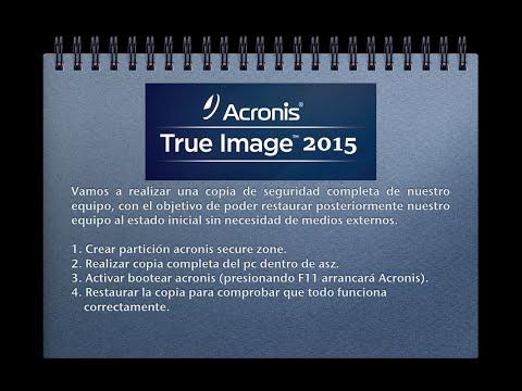 Acronis True Image 2015 v18 Bootable Media Media Add on ...