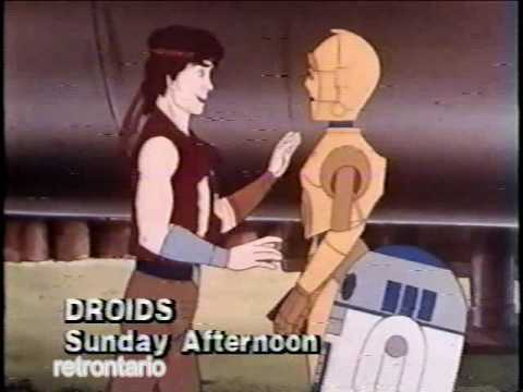 Global TV Cartoon Promos 1992
