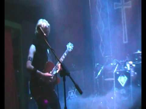 John Rox - Volteggiare (Live)