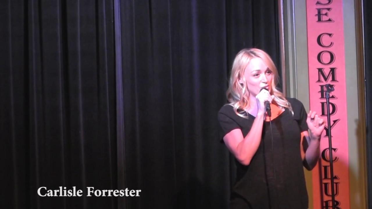 Carlisle Forrester