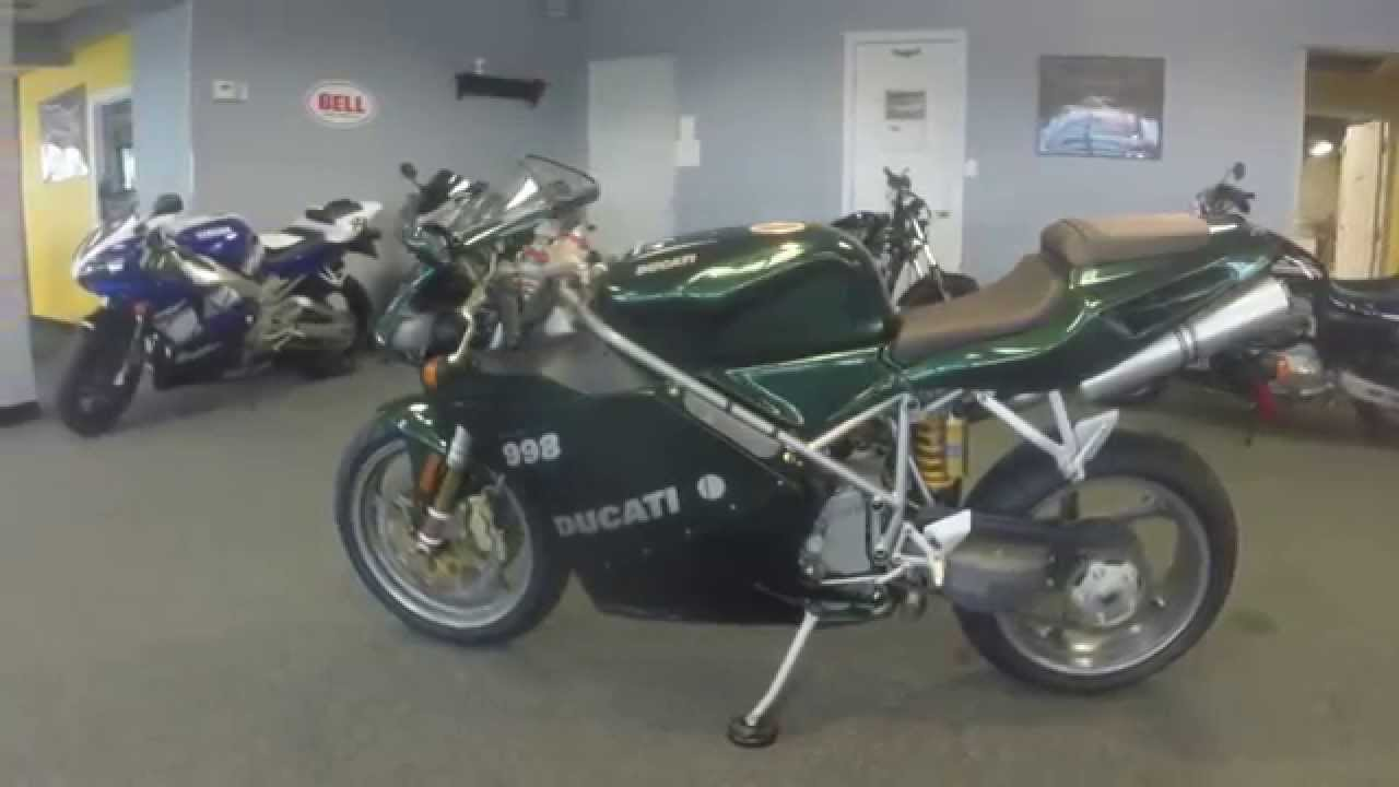 Ducati Bayliss Edition For Sale