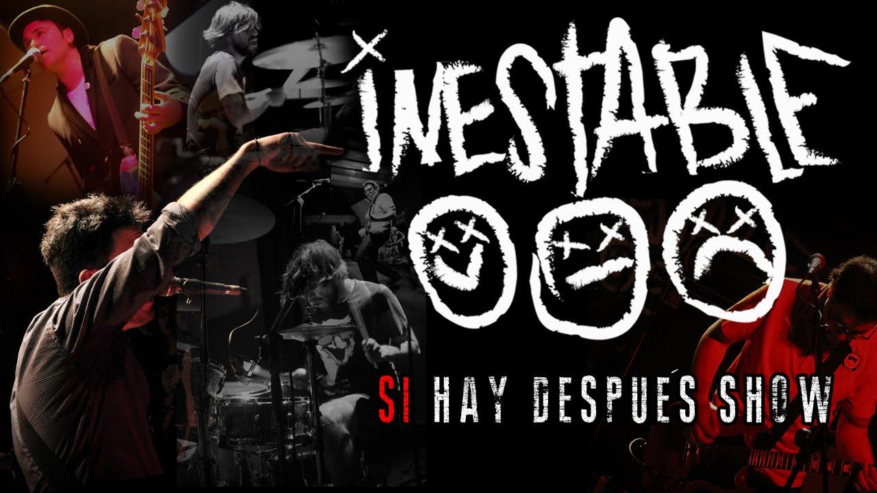 Download Inestable en vivo - Sí Hay Después Show 2015