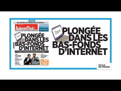 Darknet, le côté obscur du Net