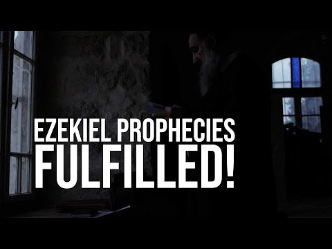Ezekiel Prophecies Fulfilled!  Hear This Powerful Testimony!